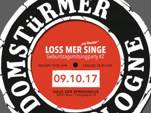Loss mer singe Bonn_Domstuermer091017
